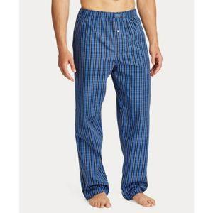 Polo By Ralph Lauren Plaid Underwear Pajama Pants